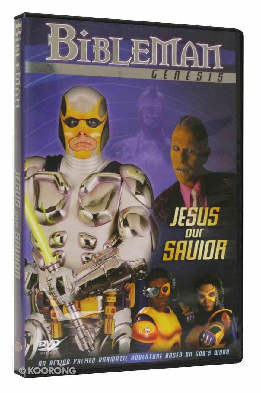 Jesus Our Savior (Bibleman Genesis Series) DVD