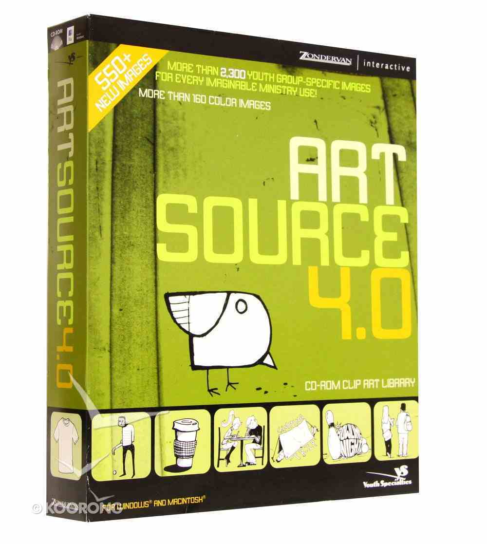 Art Source CDROM (Version 4.0) CD-rom