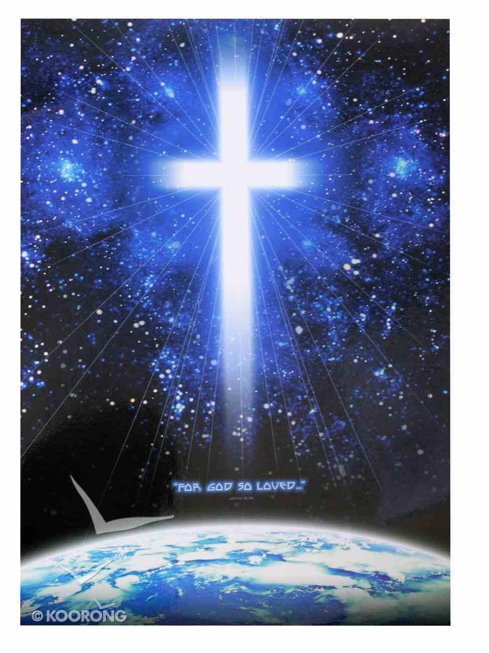 Poster Large: For God So Loved Poster