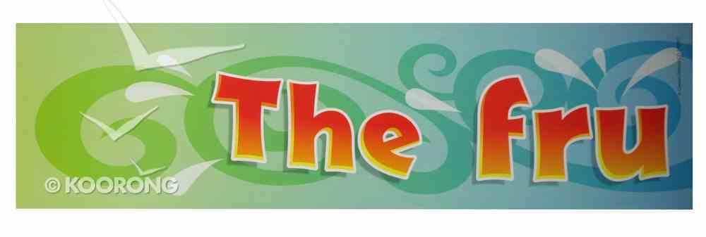 Mini Bulletin Boards: The Fruit of the Spirit Pack
