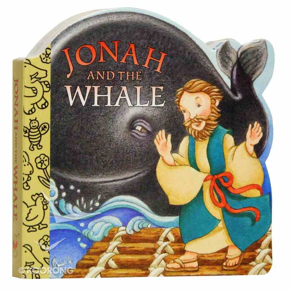 Jonah and the Whale (Golden Books Series) Board Book