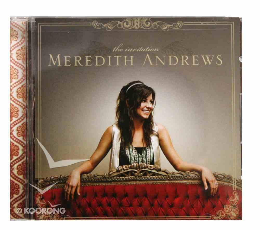 The Invitation CD