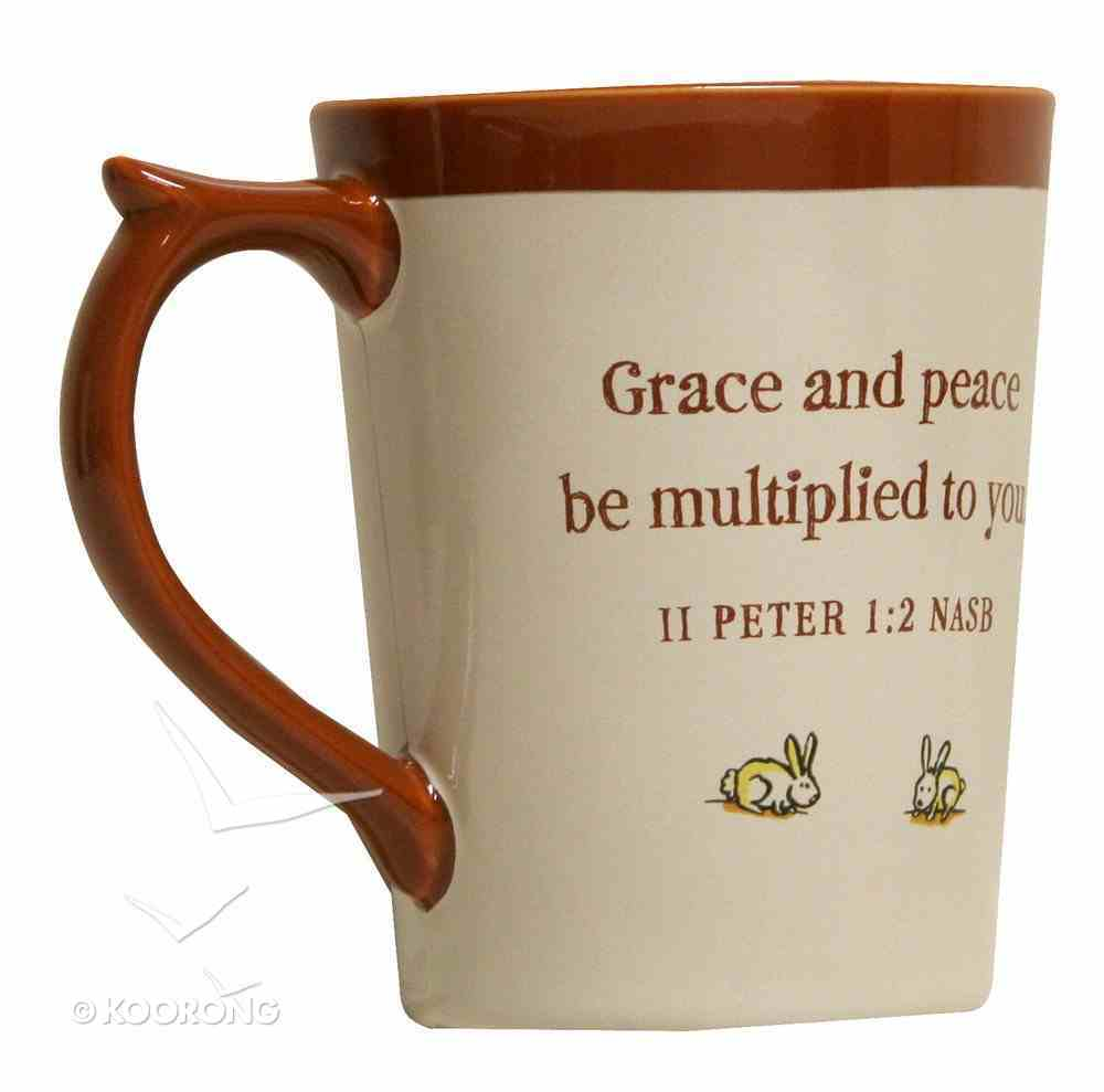 Coffee Mug: Bible Tales - Limit Two (2 Peter 1:2) Homeware