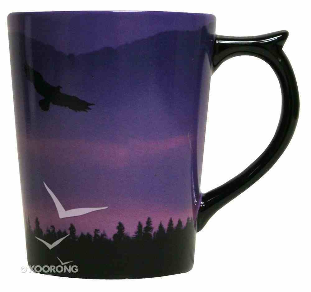 Coffee Mug: Soaring Eagle (Isaiah 40:31) Homeware