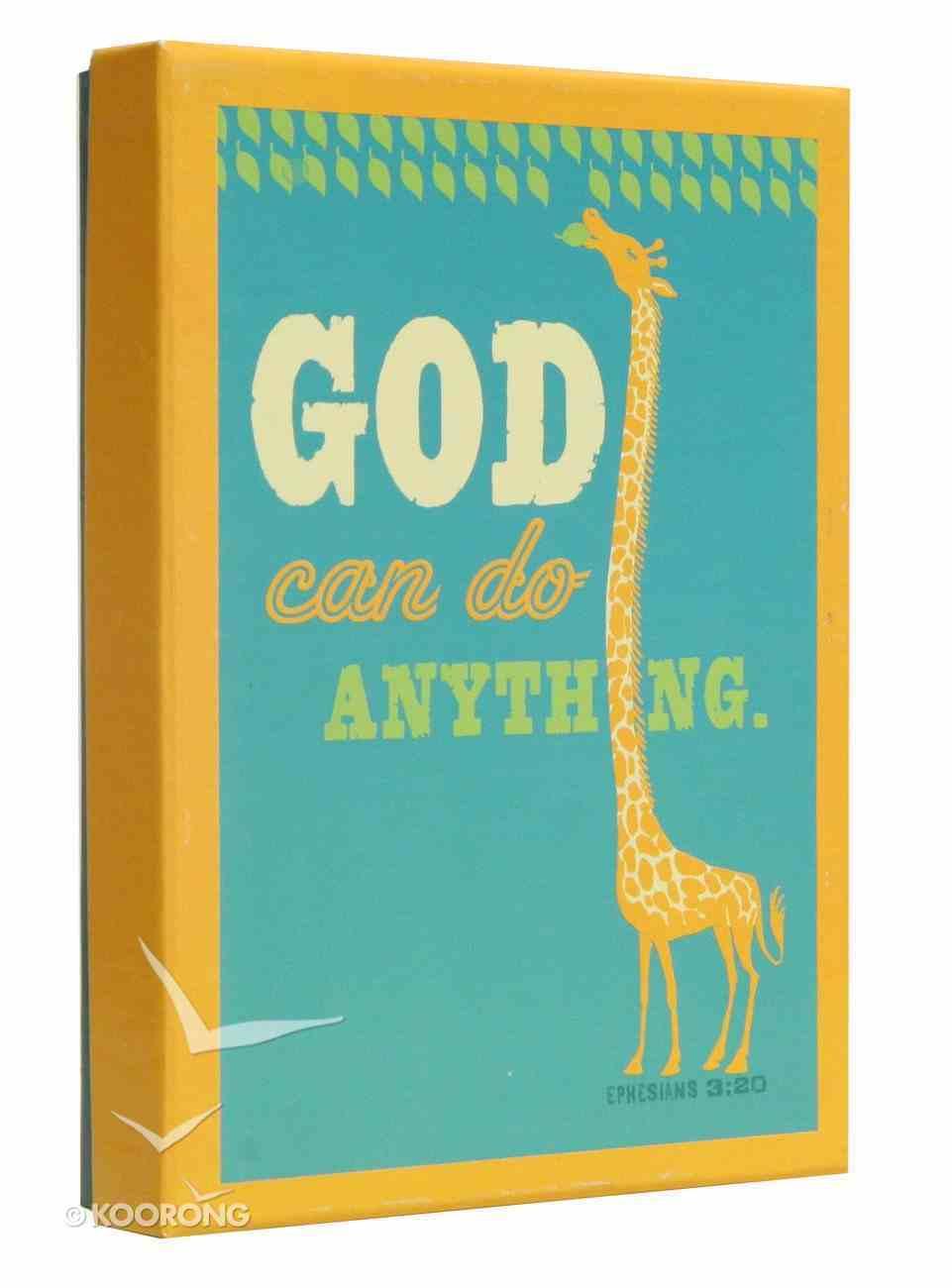 Boxed Notes: Retro Animals, 2 Designs Cards