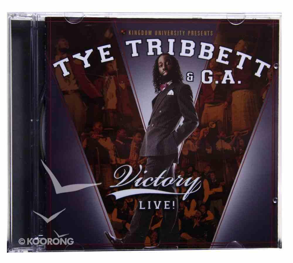 Victory Live CD