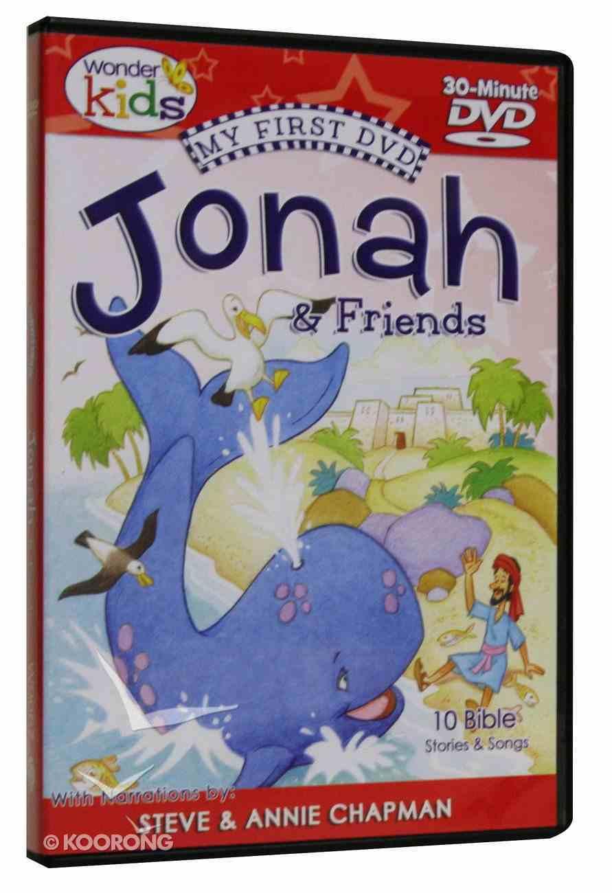 My First DVD: Jonah and Friends (Wonder Kids Series) DVD