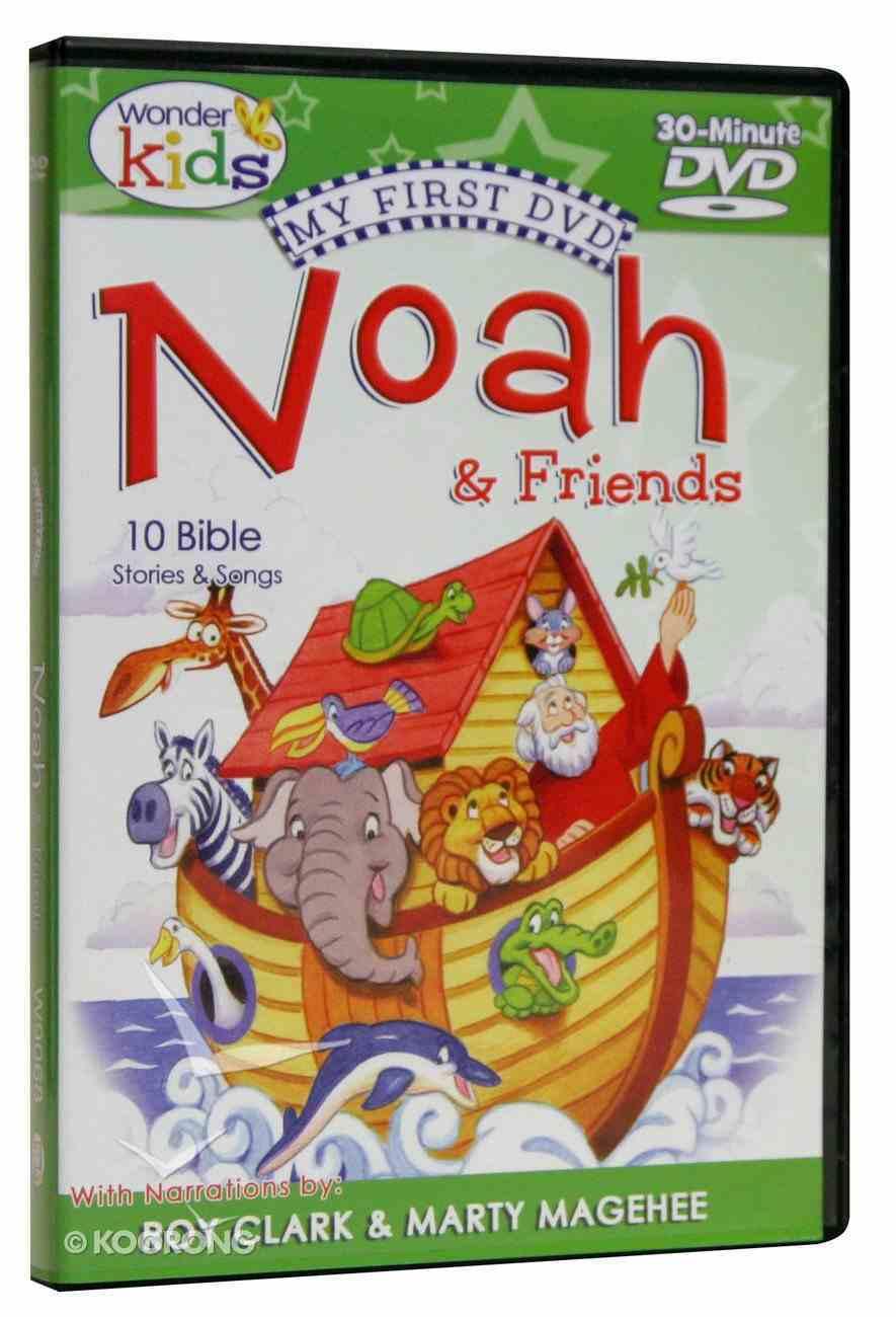 My First DVD: Noah and Friends (Wonder Kids Series) DVD