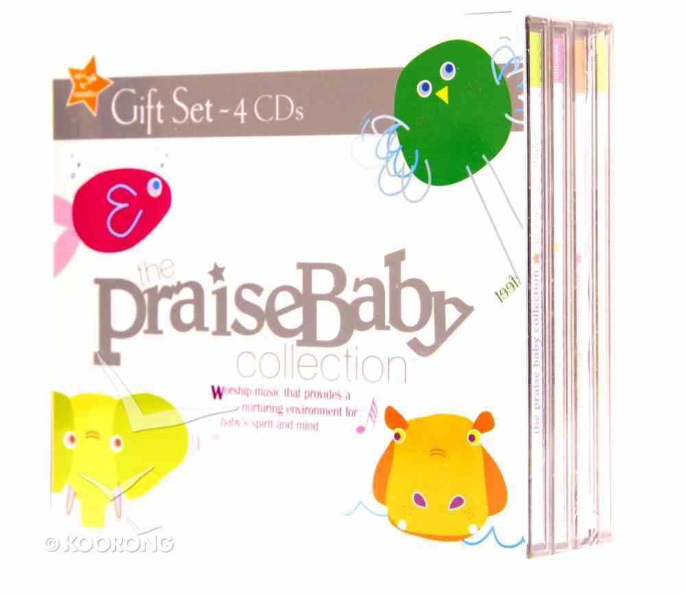 Praise Baby Collection 4 CD Gift Set (Praise Baby Collection Series) CD