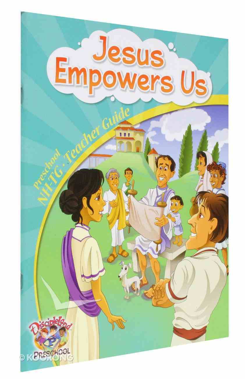 Dlc Kindergarten: Amazing O.T Heroes Ages 5-6 (Teacher) (Discipleland Kindergarten, Ages 5-6 Series) Paperback