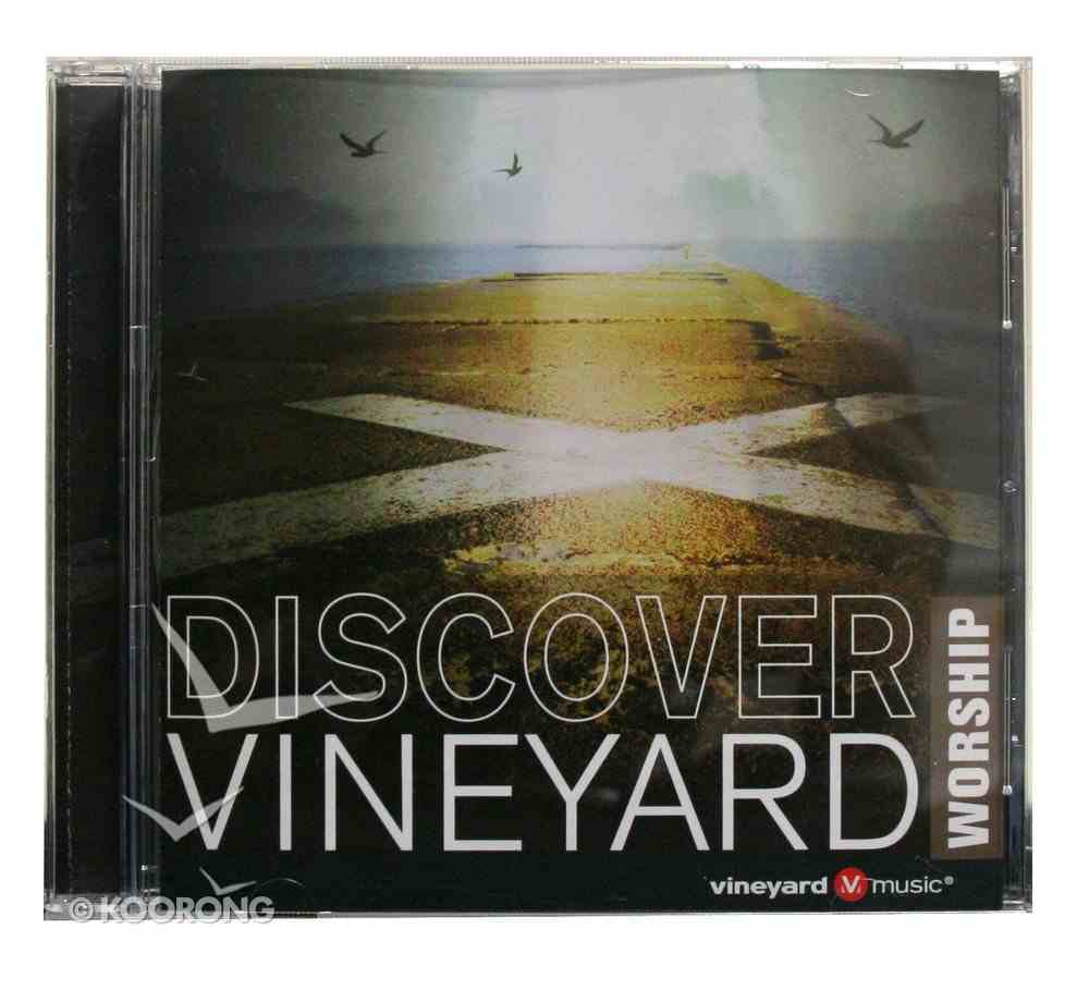 Discover Vineyard Worship CD