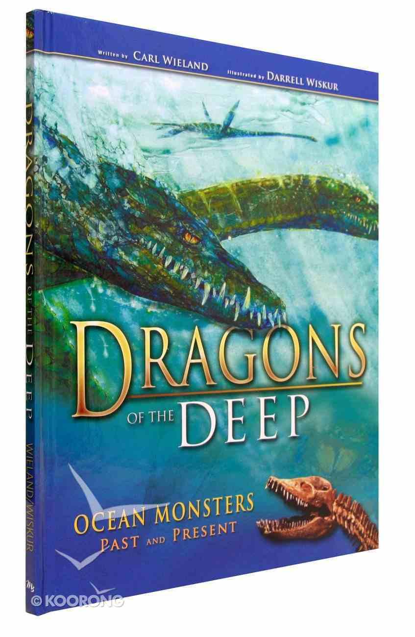 Dragons of the Deep Hardback