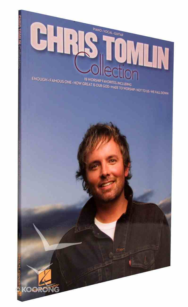 The Chris Tomlin Collection (Music Book) Paperback