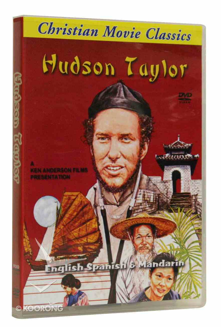 Hudson Taylor DVD