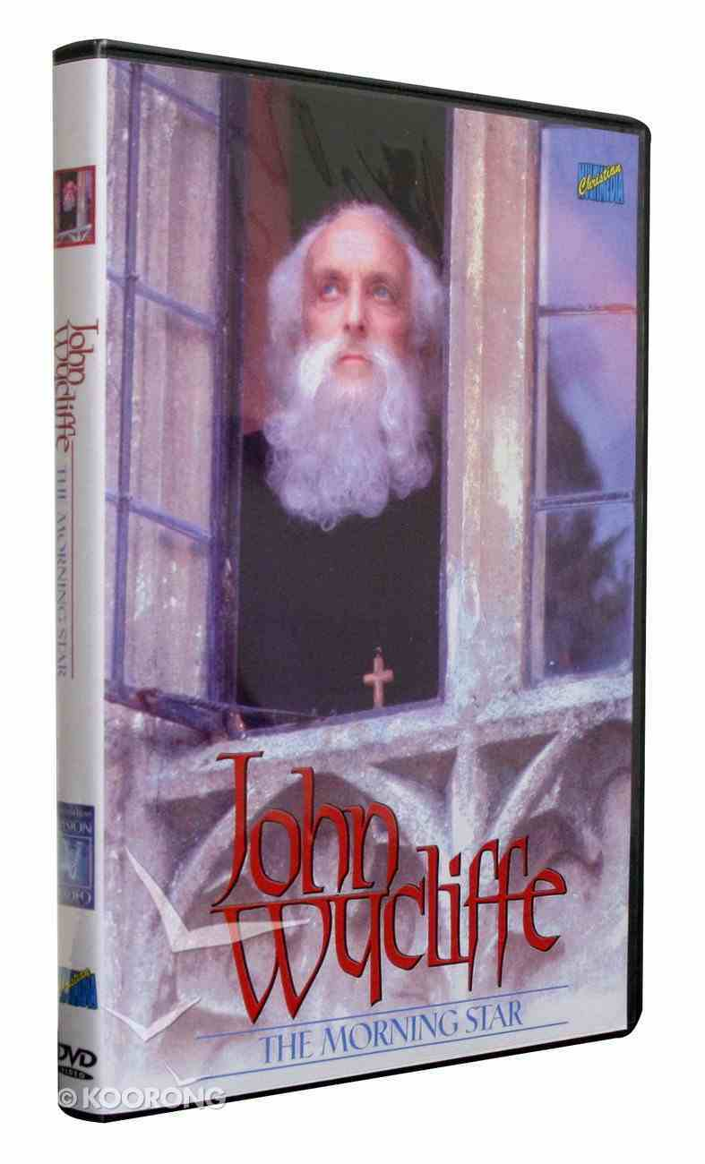John Wycliffe: The Morningstar DVD