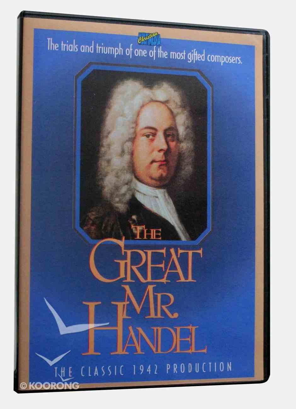 The Great Mr. Handel DVD