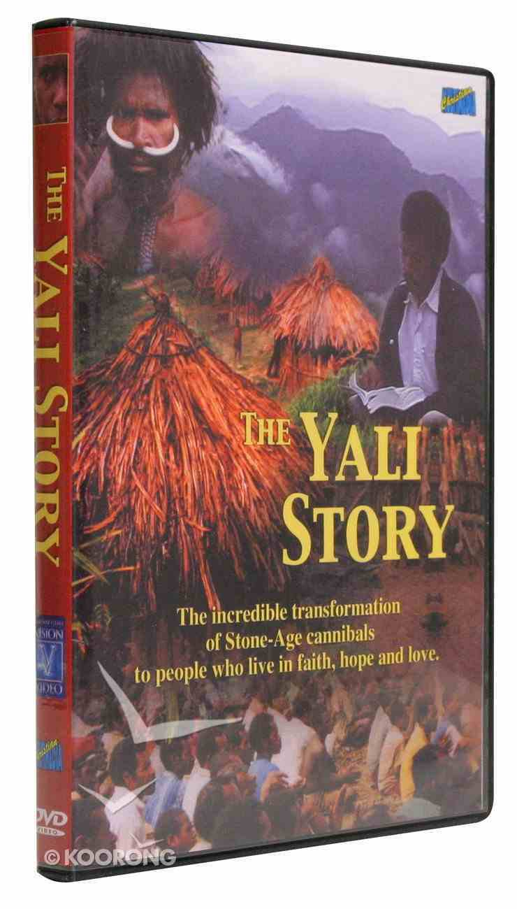 The Yali Story DVD