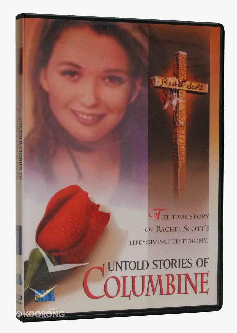 Untold Stories of Columbine DVD