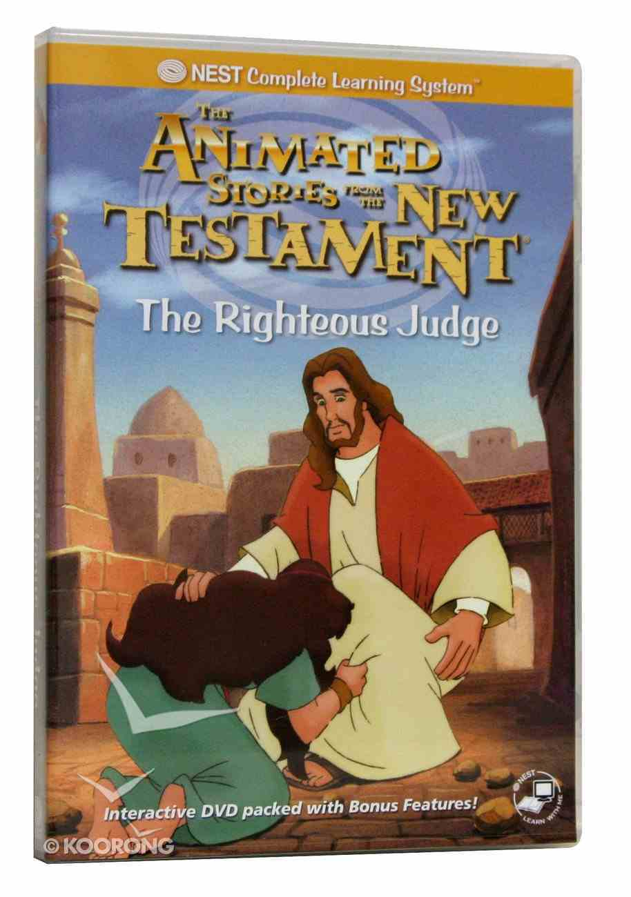 The Righteous Judge (Animated Stories From The Nt Dvd Series) DVD