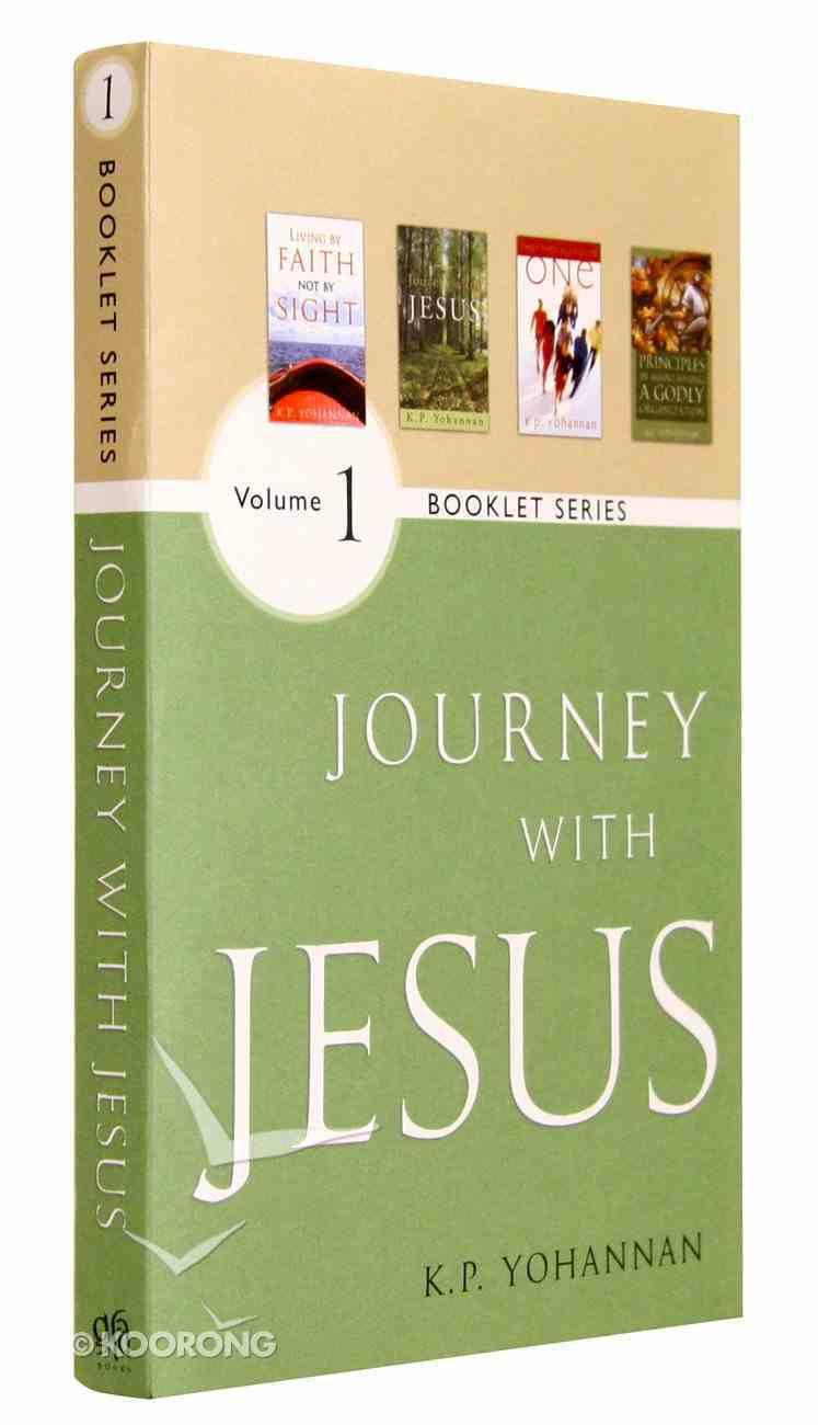 Journey With Jesus (Vol 1) Booklet