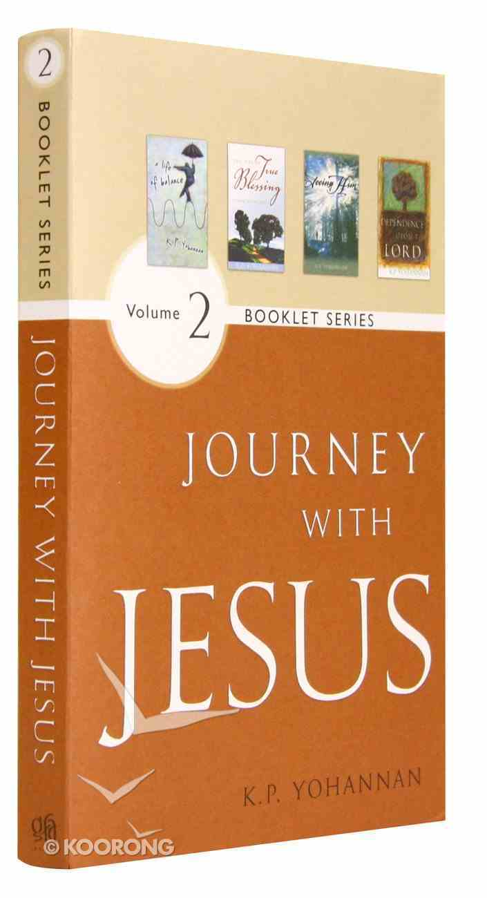 Journey With Jesus (Vol 2) Booklet