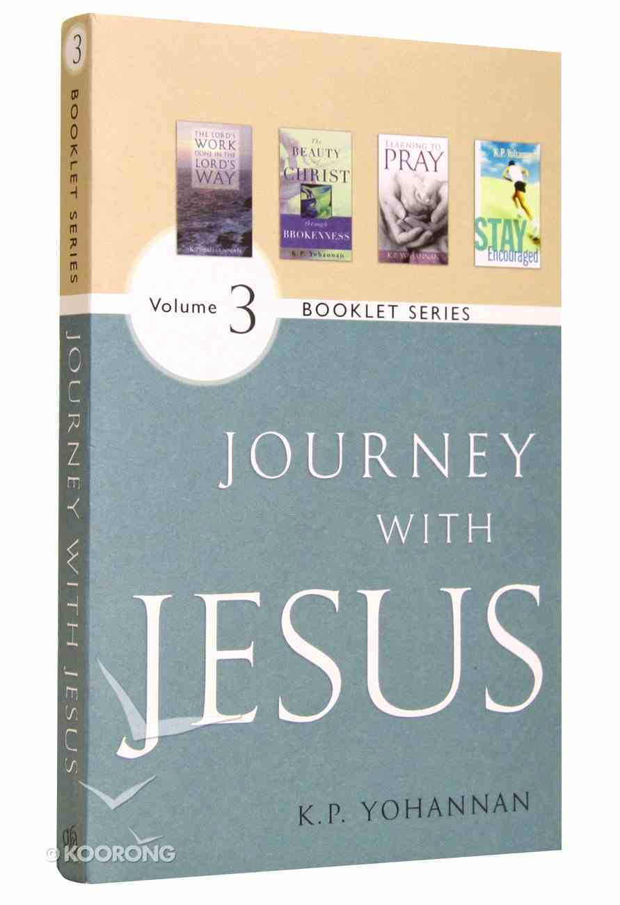 Journey With Jesus (Vol 3) Booklet