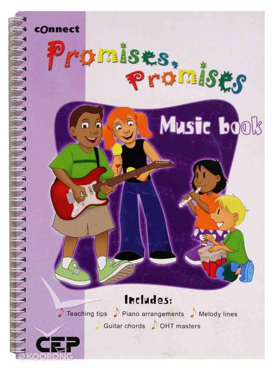 Promises, Promises Music Book Paperback