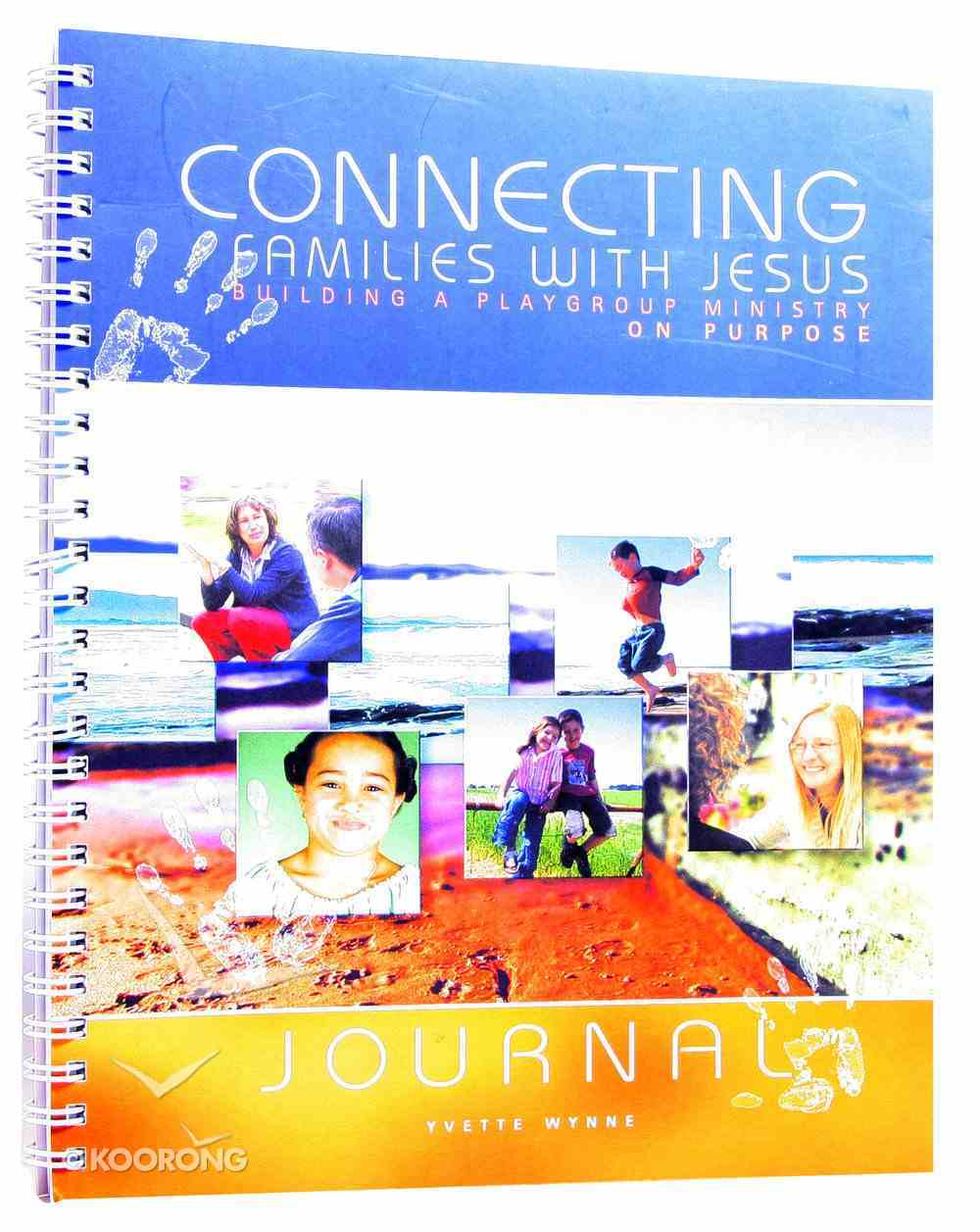 Connecting Families With Jesus (Participant's Workbook) Spiral
