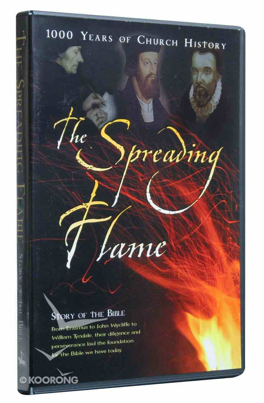 Story of the Bible (#02 in The Spreading Flame Series) DVD