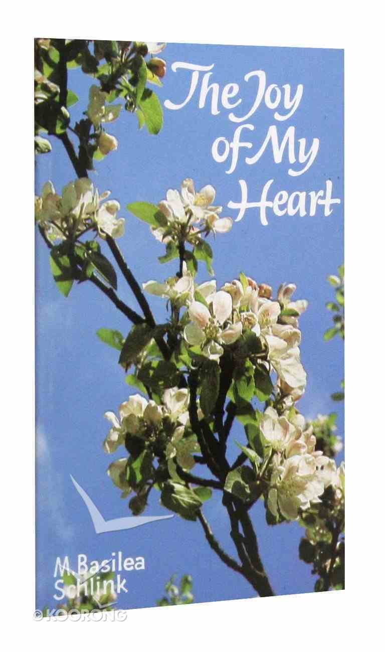 Joy of My Heart Paperback
