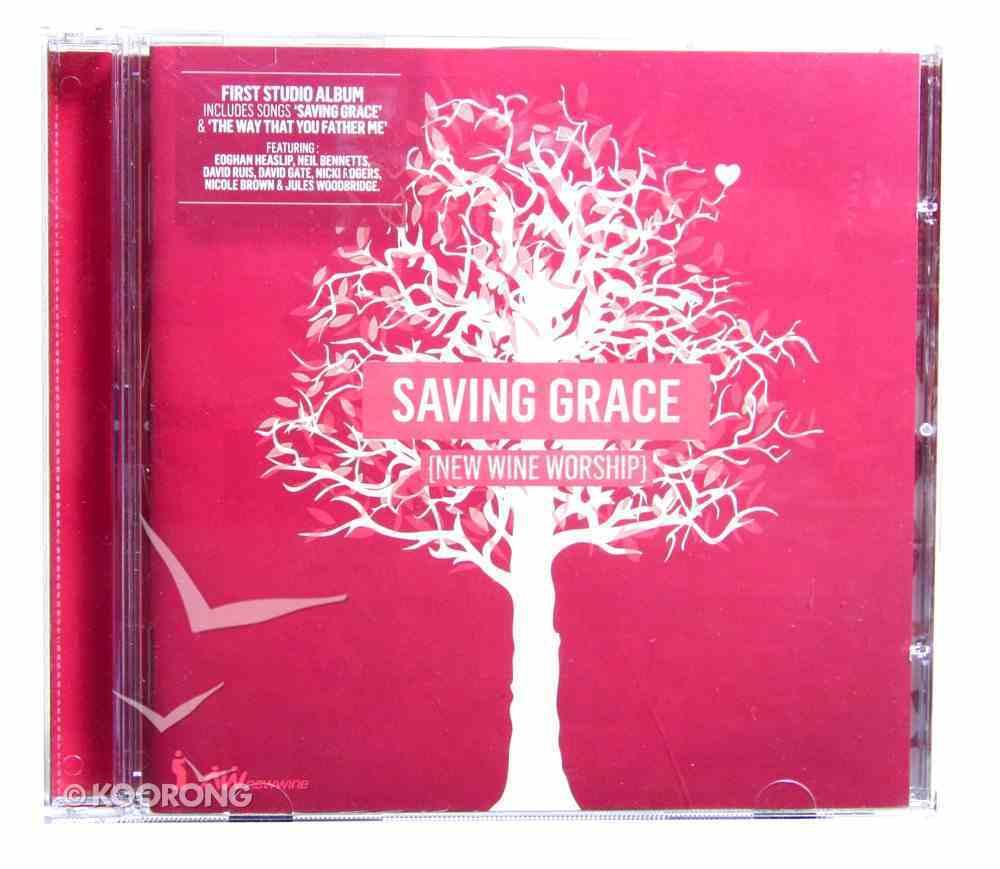 Saving Grace: New Wine Worship CD