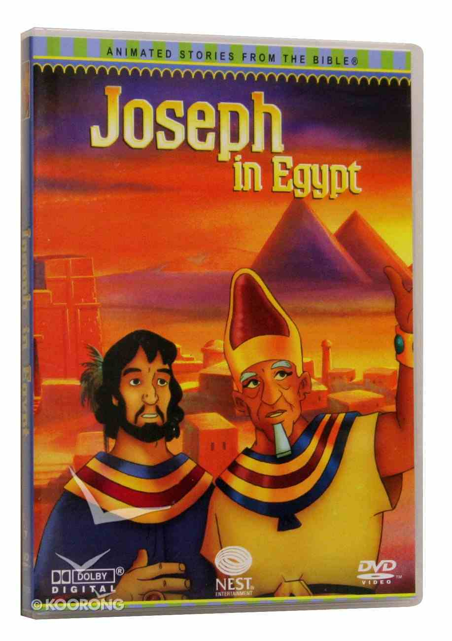 Animated Stories From the Bible: Joseph in Egypt DVD