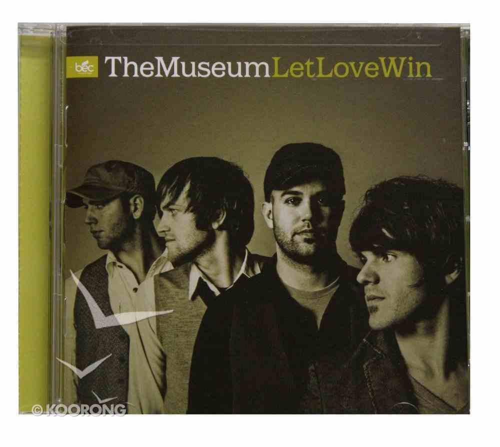 Let Love Win CD