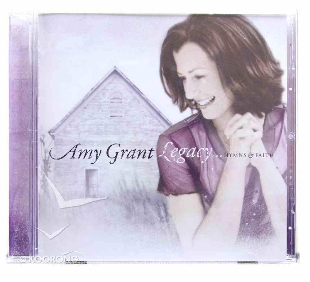 Legacy: Hymns and Faith CD