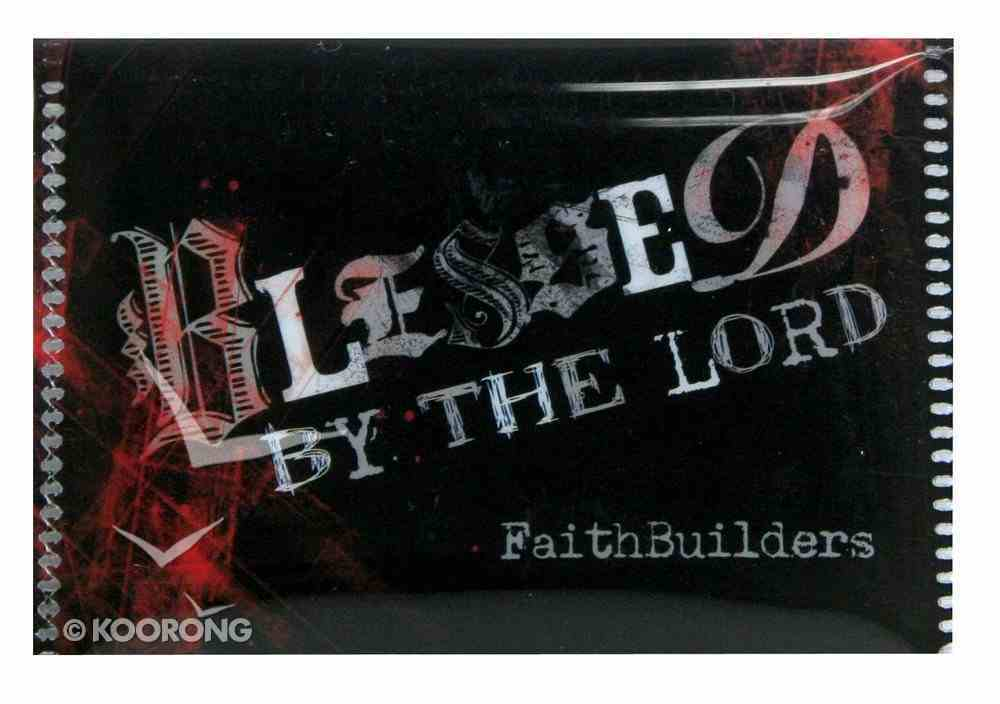 Witness Gear Faithbuilders: Blessed By the Lord (Pk 20) Pack