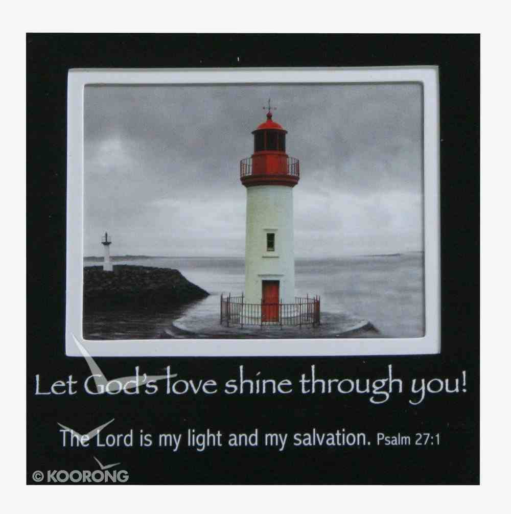 Magnetic Picture Frame: Lighthouse Novelty