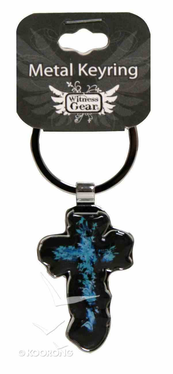 Witness Gear Keyring: Blue Cross Jewellery