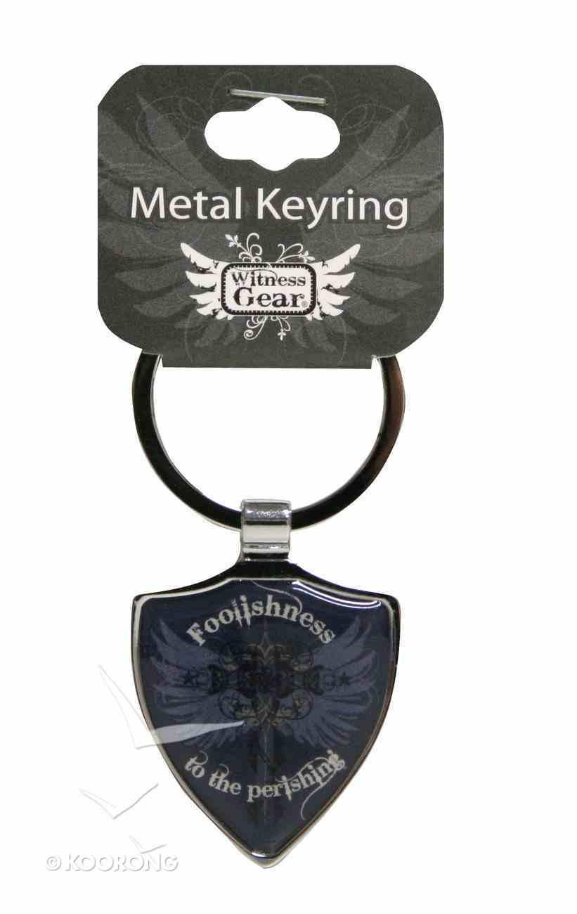 Witness Gear Keyring: Foolishness Jewellery