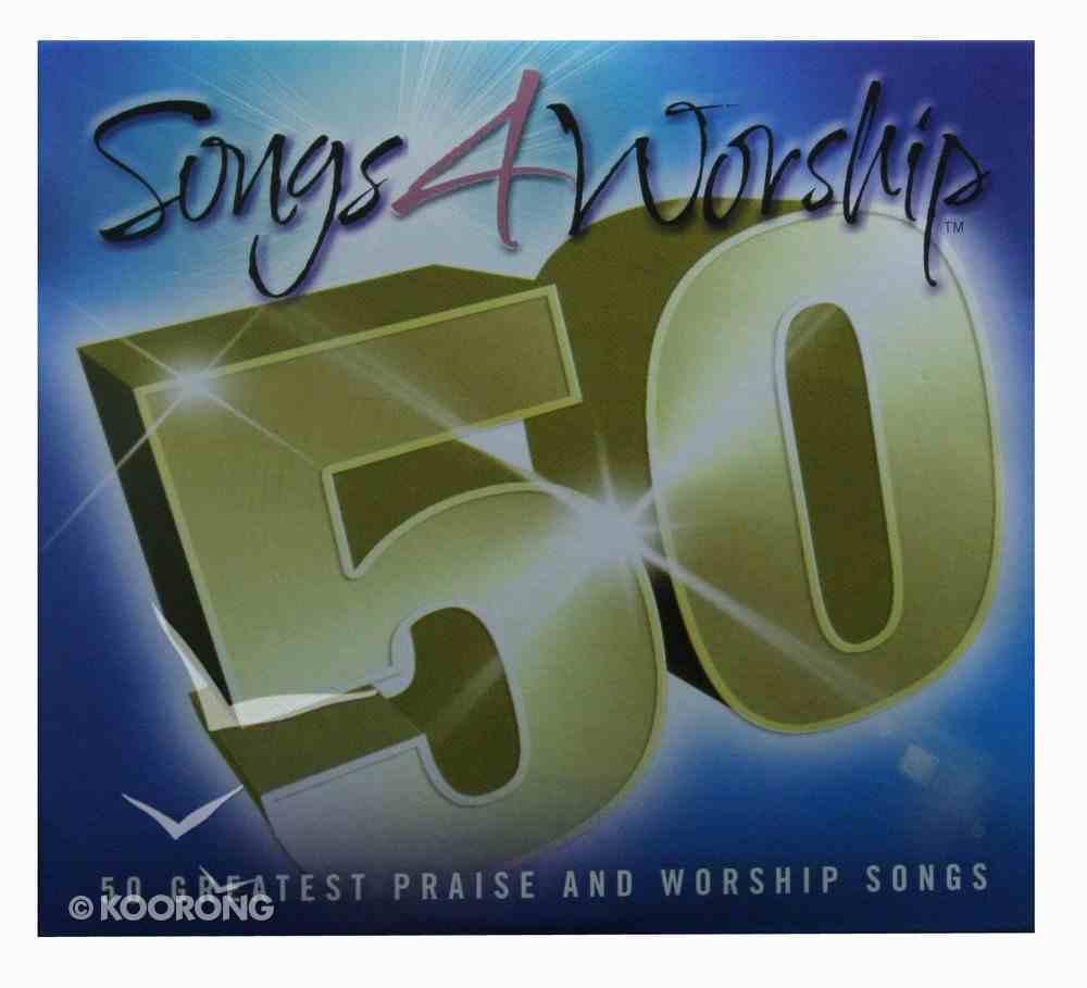 Songs 4 Worship: 50 Triple CD Pack CD