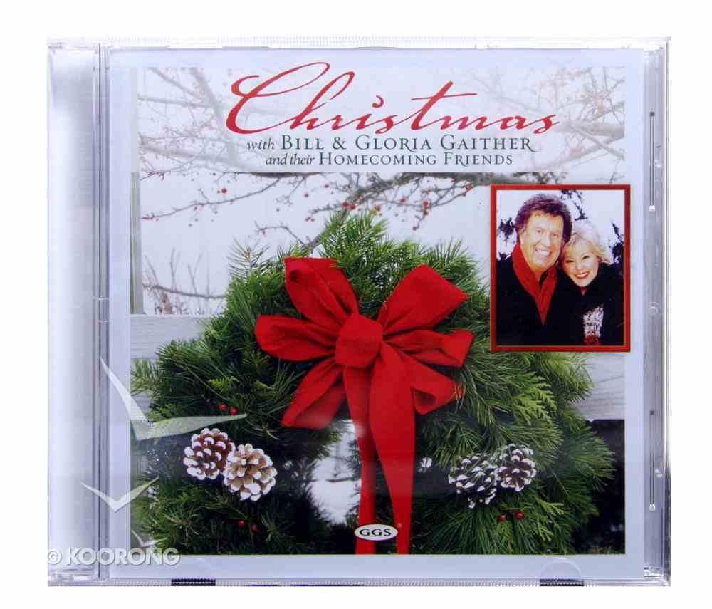 Christmas With Bill & Gloria Gaither CD
