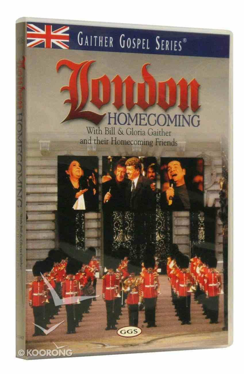 London Homecoming (Gaither Gospel Series) DVD
