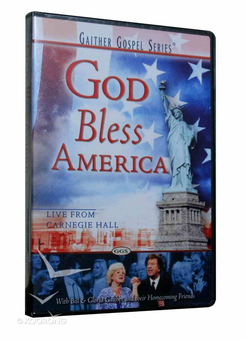 God Bless America (Gaither Gospel Series) DVD