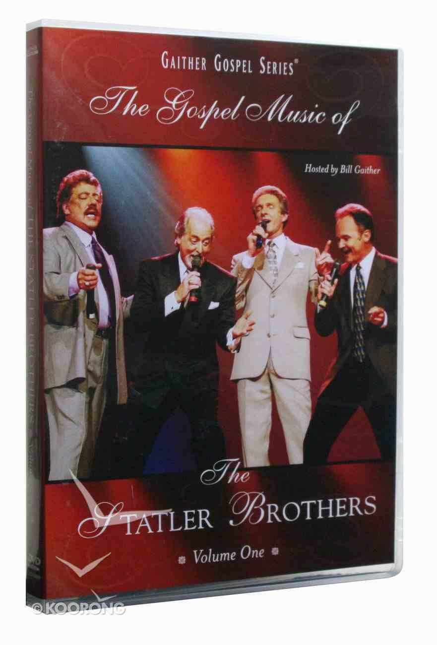 The Gospel Music of the Statler Brothers (Volume 1) (Gaither Gospel Series) DVD