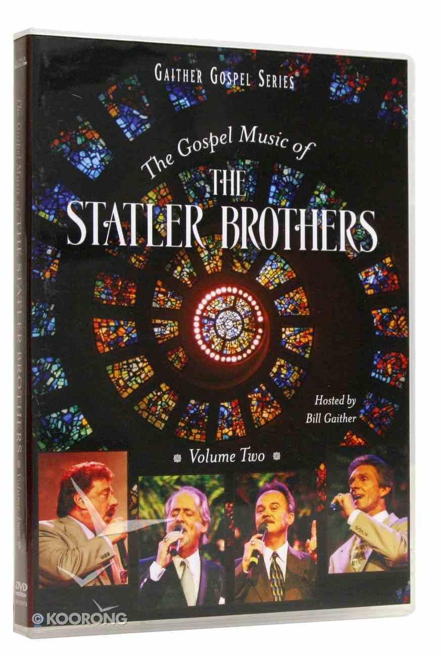 The Gospel Music of the Statler Brothers (Volume 2) (Gaither Gospel Series) DVD