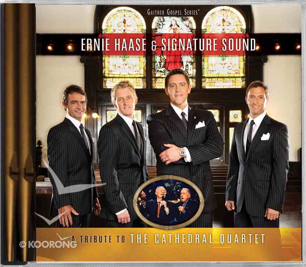 Tribute to the Cathedral Quartet CD
