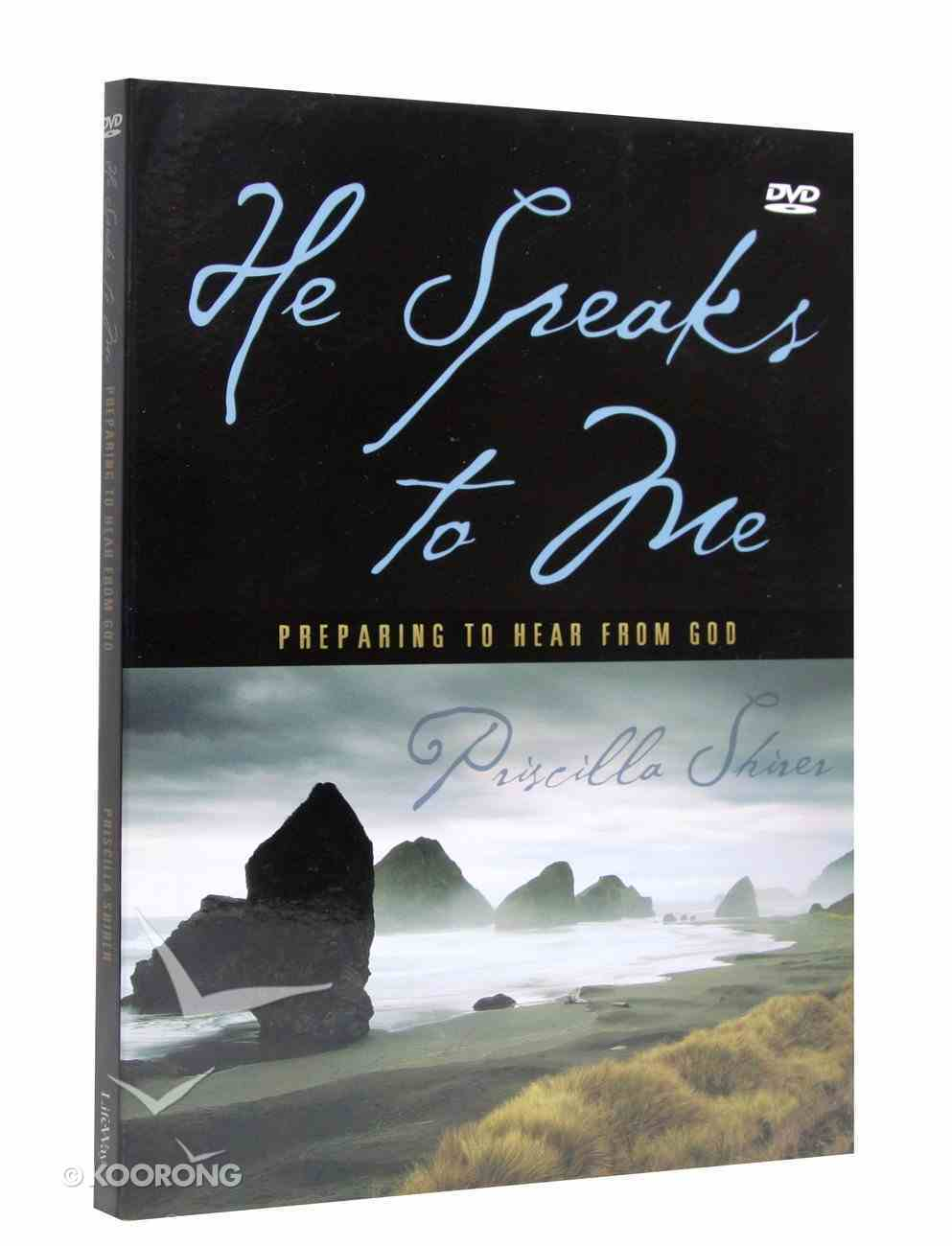 He Speaks to Me (2 Dvds) (Dvd Only Set) DVD