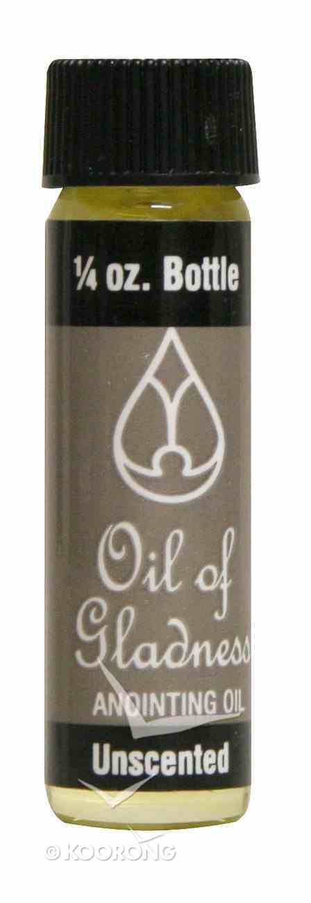 Anointing Oil 1/4 Oz: Unscented General Gift