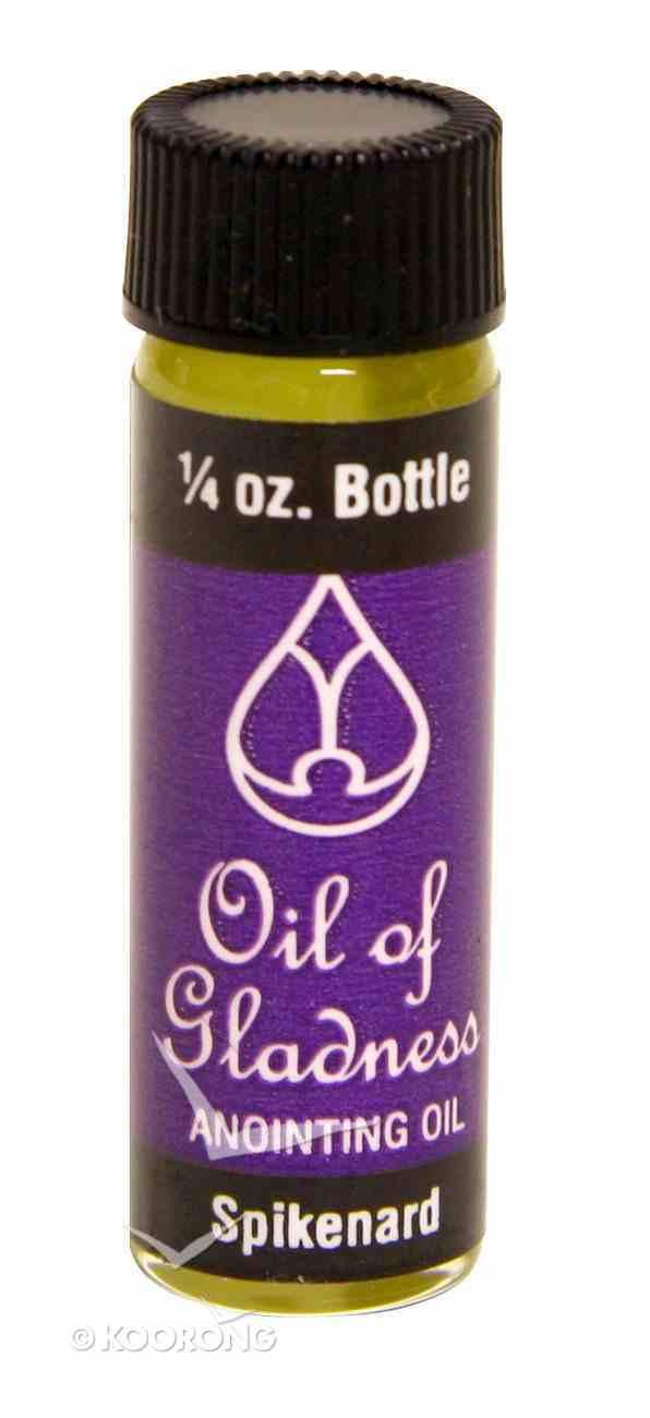 Anointing Oil 1/4 Oz: Spikenard General Gift