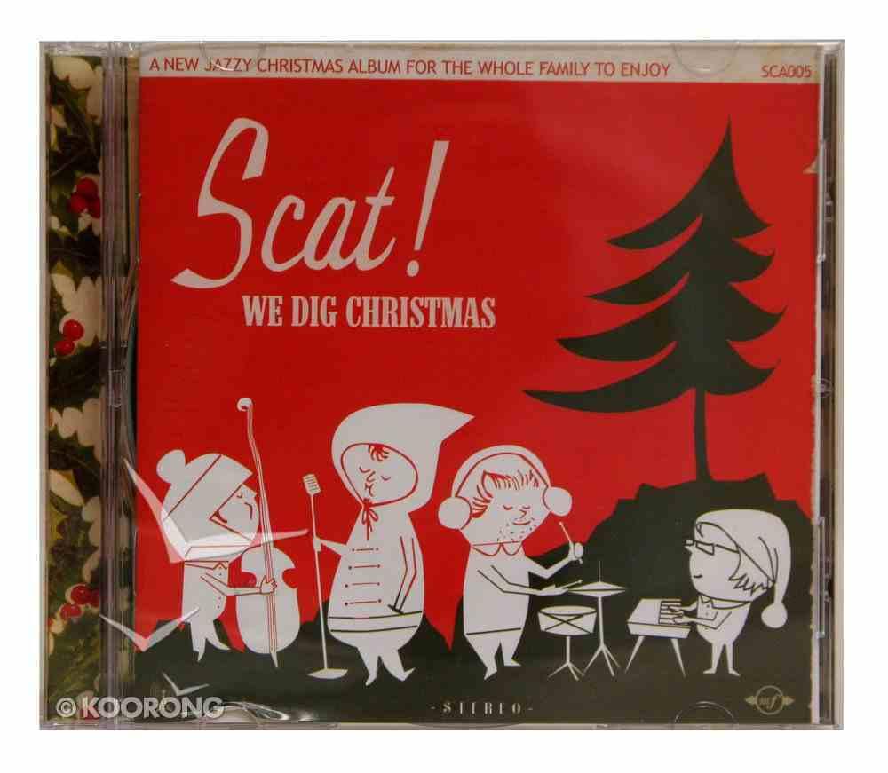 We Dig Christmas CD