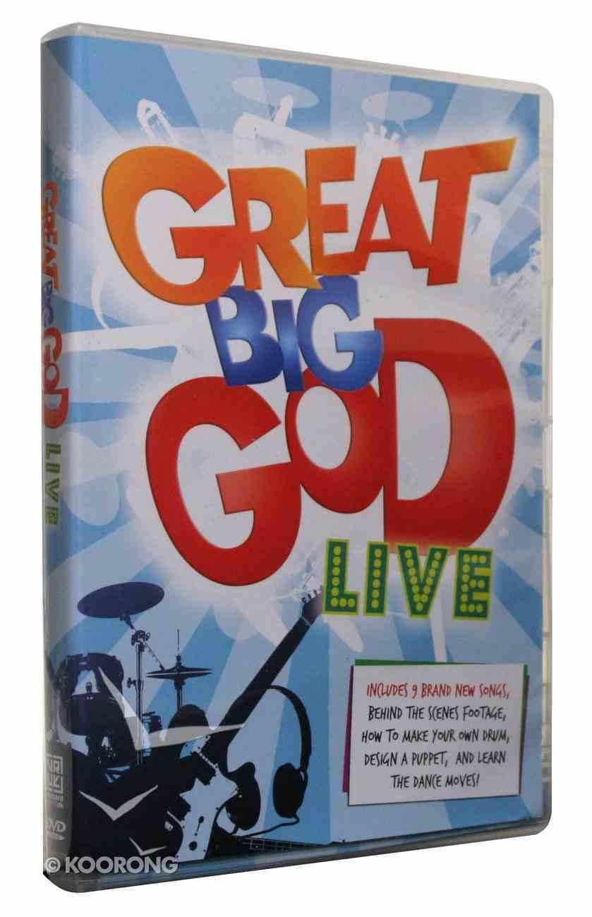 Great Big God Live DVD